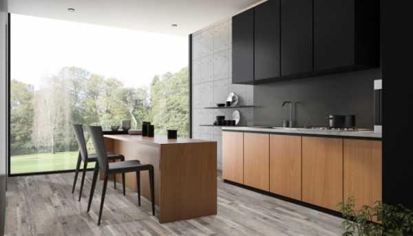 Mezcla Luxury Vinyl Tile Room