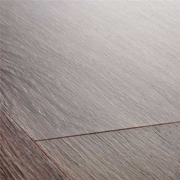 Quick Step Dark Gray Laminate Flooring Detail