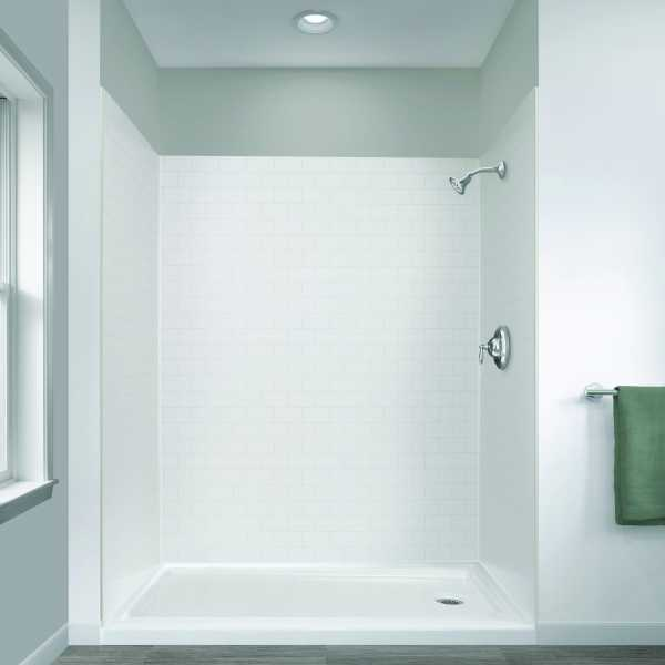 Jetcoat® 60″ x 32″ Five Panel Shower Wall System